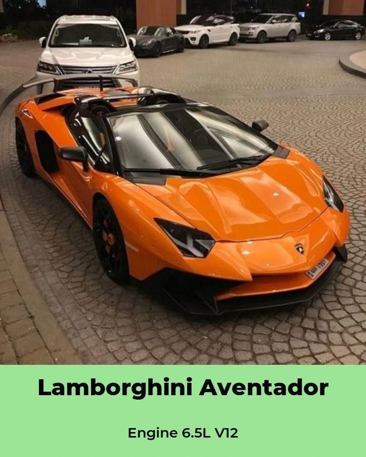 Lamborghini Aventador Price 393695