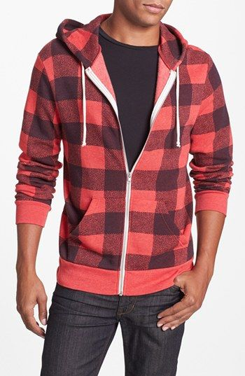 Alternative 'Rocky Eco' Zip Hoodie | Nordstrom: Boyfriends Hoodie, Wear Hoodie, Zip Hoodie, Rocky Eco, Alternative Rocky, Men Fashion, One Hoodie, Nordstrom Menshoodi, Wear Men