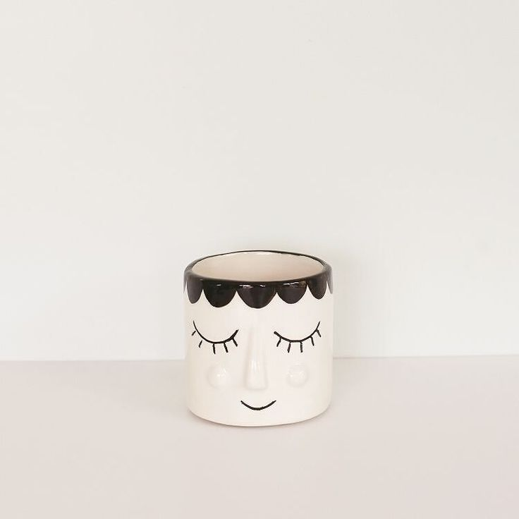 You can't help but smile with a Happy Face Planter hanging around! This amazing planter is handcrafted in NZ by JS Ceramics and is designed for low maintenance plants such as succulents or cacti. These are coming back in stock tomorrow. Grab them before they are all gone again. 30% Off - $35. Usually $50. . http://ift.tt/2p2O2JA .