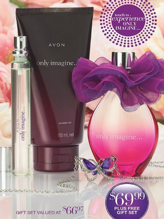 #Avonfragrance #OnlyImagine. latest release