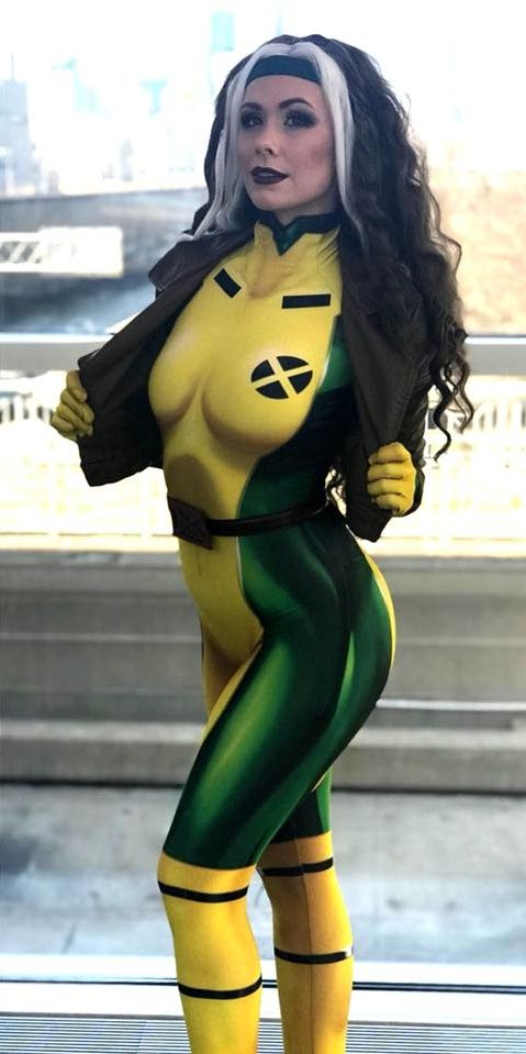 Lenox Knight Rogue Cosplay X Men Rogue Cosplay