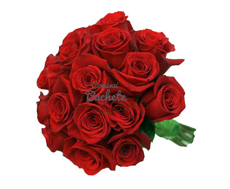 Buchet de mireasa din trandafiri rosii. Indraznet, elegant, clasic. Trandafiri de Ecuador, cu un aspect deosebit, cei mai rezistenti.