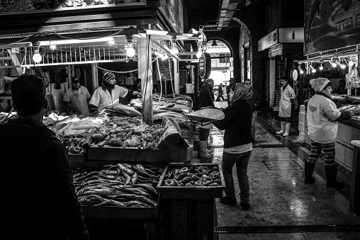 Marisquería Mercado Central