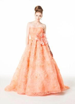 春色カラードレス