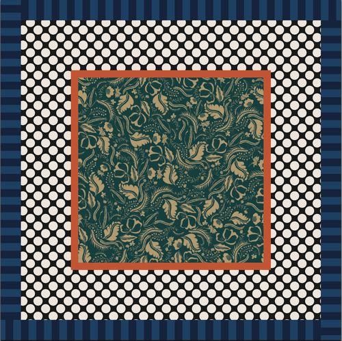 scarf design for richards by fernanda rebello