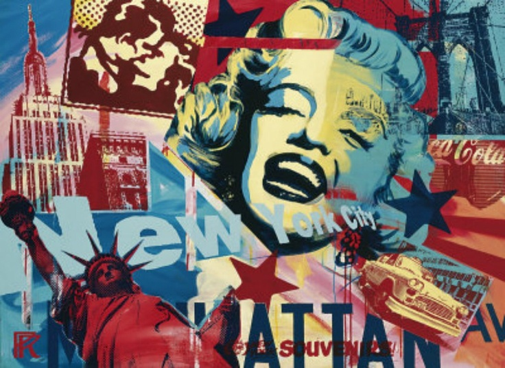 pop art tavlor