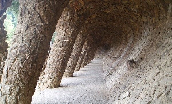 Parc Guell in Barcelona... Also where Melrose and Caridee walked in the finals of ANTM season 7!!!!