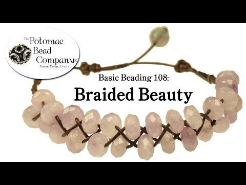 "Make a ""Braided Beauty"" Bracelet - YouTube"