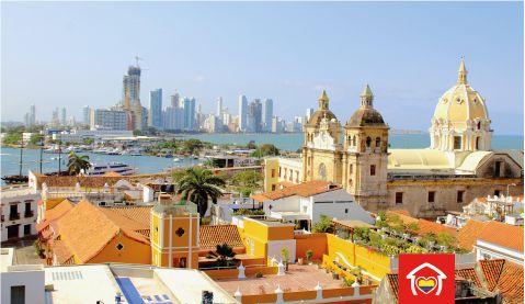 Colombia es reconocido a nivel mundial por sus inigualables playas; el paraíso perfecto para comprar tu vivienda nueva.