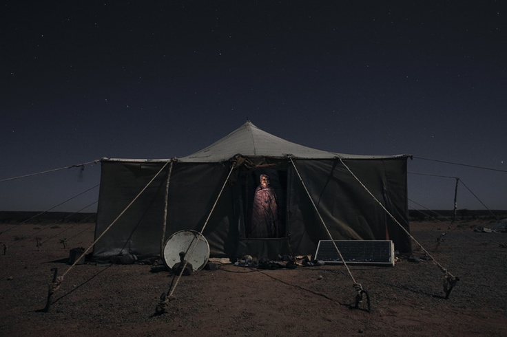 Andrew McConnell, The Last Colony.  (Project on Western Sahara!!!)