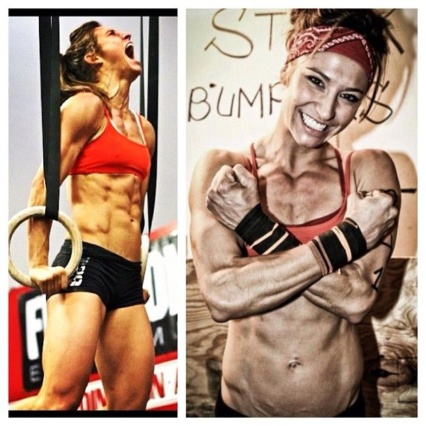 Andrea ager doing muscle ups. I'd like to try these.