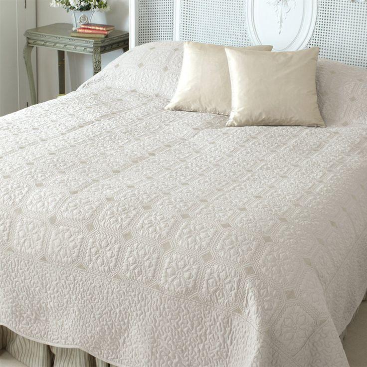 36 best bedspreads browns images on Pinterest | Quilted bedspreads ... : french quilted bed covers - Adamdwight.com