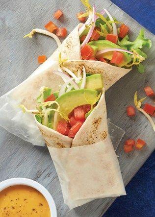 Burrito vegetariano - Cocina Vital - Cocina Vital