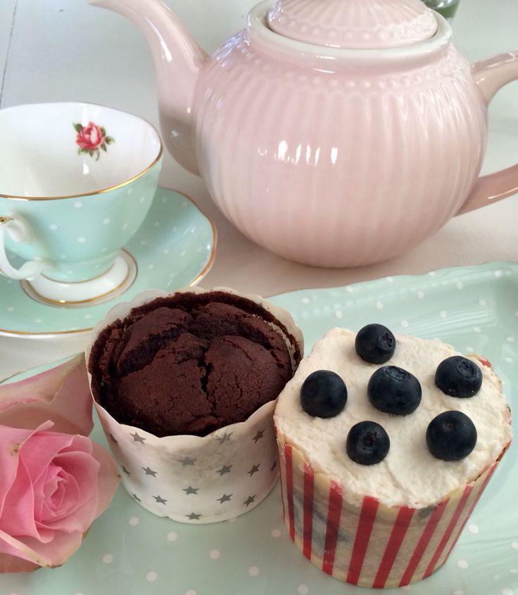 muffins маффин к чаю