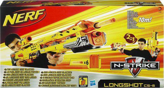 NERF N-Strike Longshot - Blaster