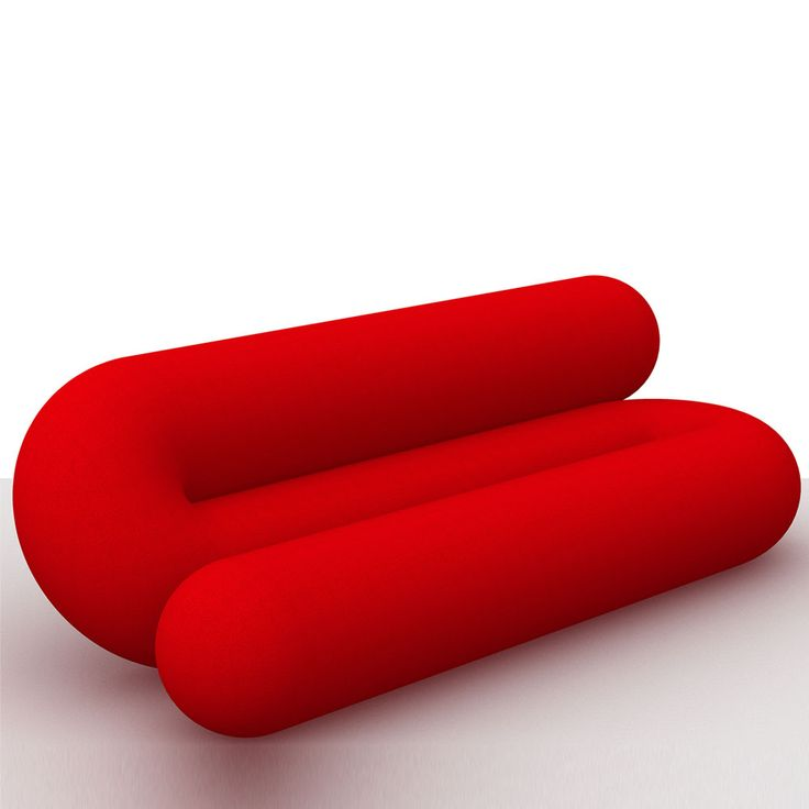 The designer lounge sofa to charge your batteries on