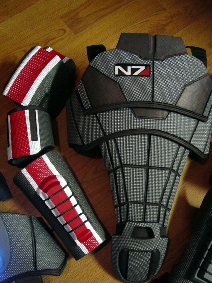 Best 25 mass effect cosplay ideas on pinterest mass for Mass effect 3 n7 armor template