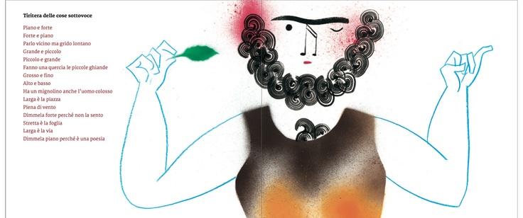 """""""Nidi di note"""", Bruno Tognolini; disegni: Alessandro Sanna; musica: Paolo Fresu, Sonia Peana    http://www.galluccieditore.com/361.htm"""