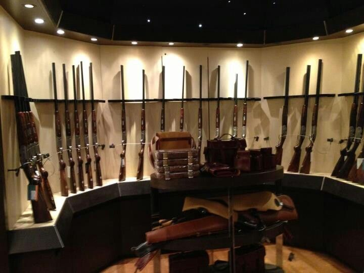 434 best gun room images on pinterest hunting hunting for Gun safe room ideas