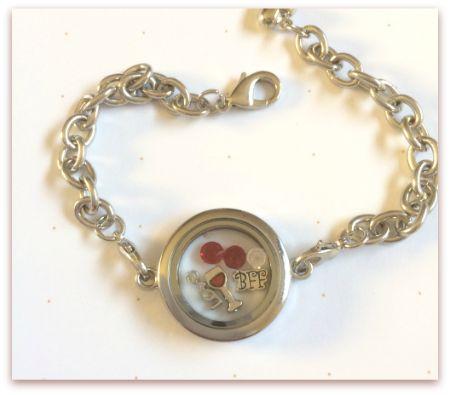 Enter to win: Bellissima Living Locket Bracelet - image is example only | http://www.dango.co.nz/s.php?u=pP3FsBd12498
