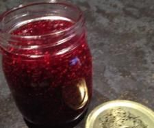 Recipe Raspberry Jam by Angela de Gunst - Recipe of category Sauces, dips & spreads