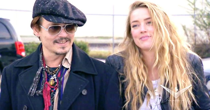Watch Johnny Depp Pull an Epic Prank on Wife Amber Heard -- Johnny Depp enlists the help of the guys at 'Overhaulin' to prank his wife, Amber Heard, who thought her classic Mustang was stolen. -- http://movieweb.com/johnny-depp-wife-amber-heard-prank-overhaulin/