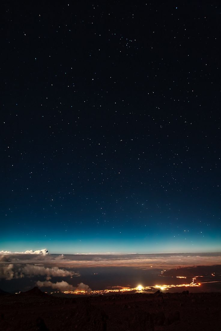 Pin by Leonid Panfil on Landscapes | Sky full of stars ...