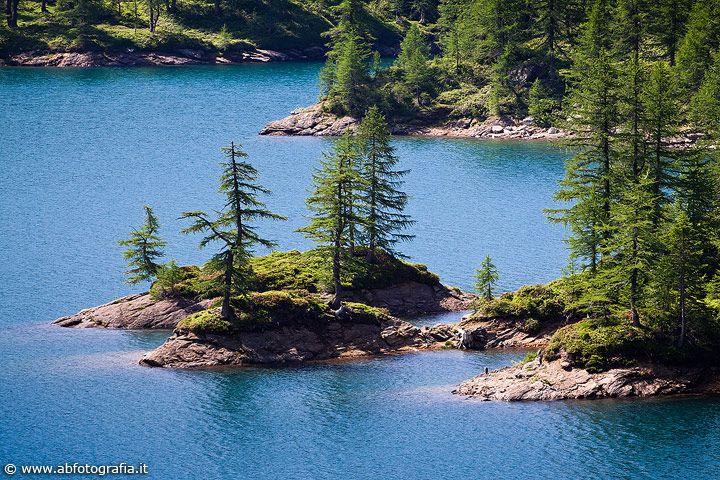 Lago Devero, Particolare, Alpe Devero - Italia