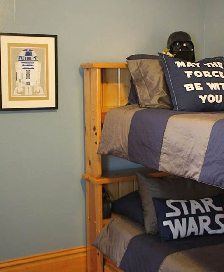 32 best star wars images on Pinterest Star wars bedroom, Bedroom - star wars bedroom ideas