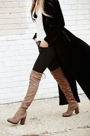 Free People North Star Over the Knee Boot on shopstyle.com