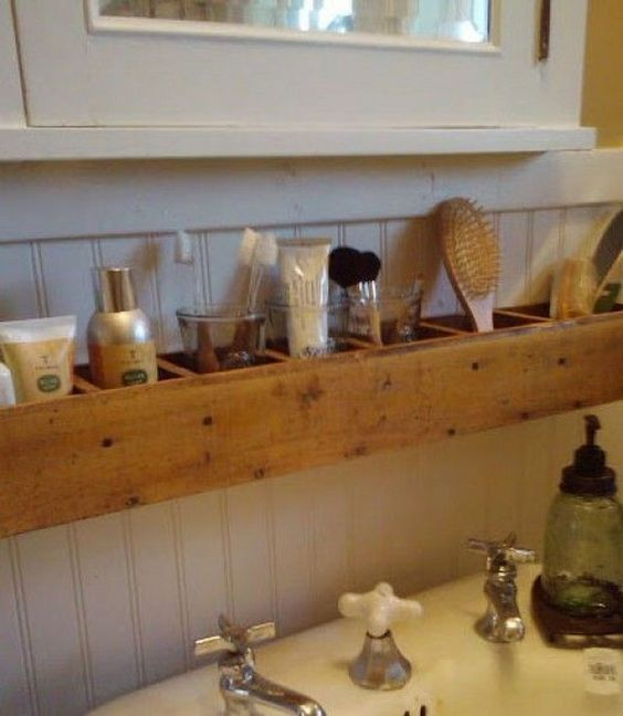 Decorating Bathroom best 25+ pallet bathroom ideas on pinterest | rustic country