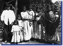 Familia campesina, 1915, Agustín Víctor Casasola
