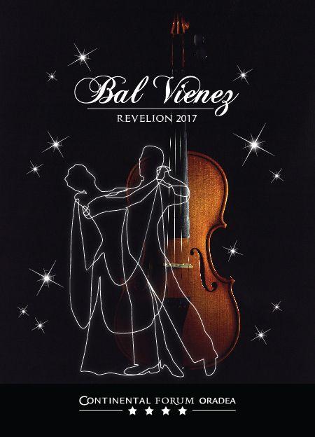Continental Forum Oradea ți-a pregătit pentru seara de Revelion 2017 o tematică ruptă din atmosfera străzilor austriece: Bal Vienez.