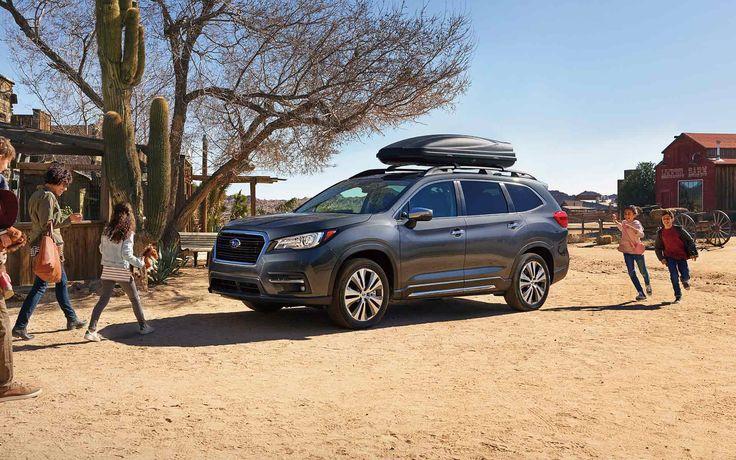 The 2020 Subaru Ascent The biggest Subaru ever. 3Row SUV