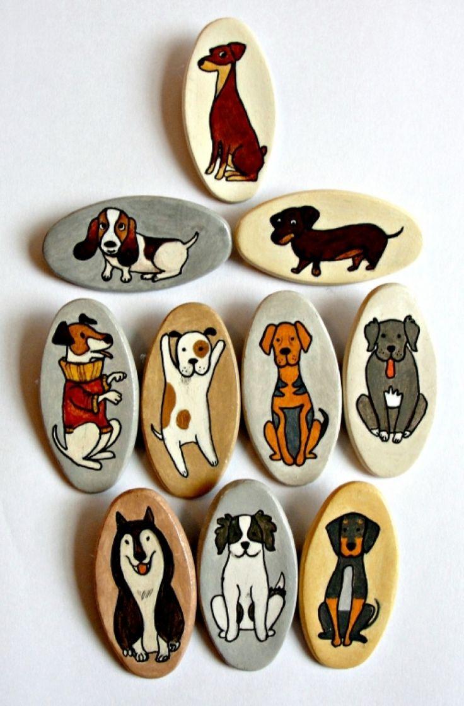"Brose+ceramica+""Nasty+Dogs"""
