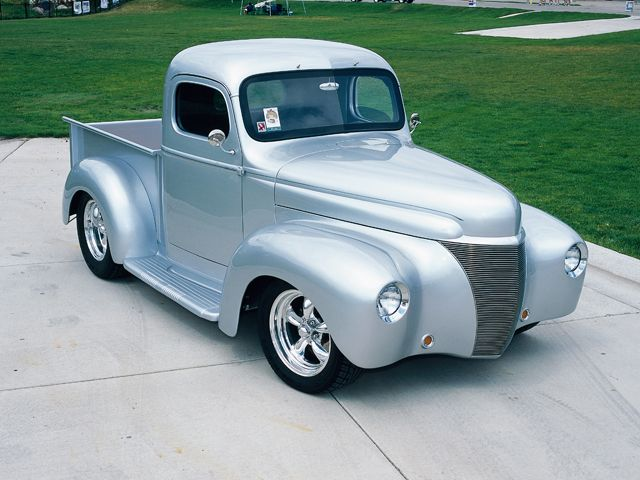 1946 International Pickup - Vintage Hauler - Custom Classic Trucks - Hot Rod Network