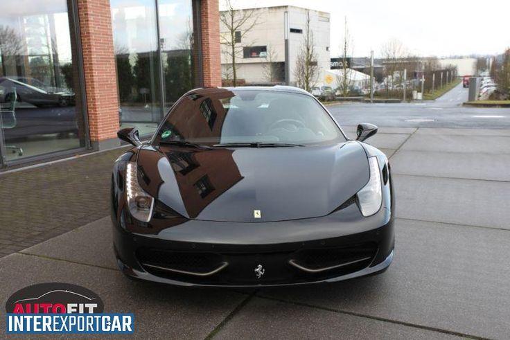 Ferrari 458 Italia Spider * 570km * FV * AKCYZA *