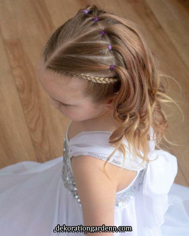 Toddlerbraidedhairstyles Ballethairstyles Childrenshairstyles Flowergirlhairstyles Princes In 2020 Madchen Zopfe Frisur Kinder Madchen Madchen Geflochtene Frisuren