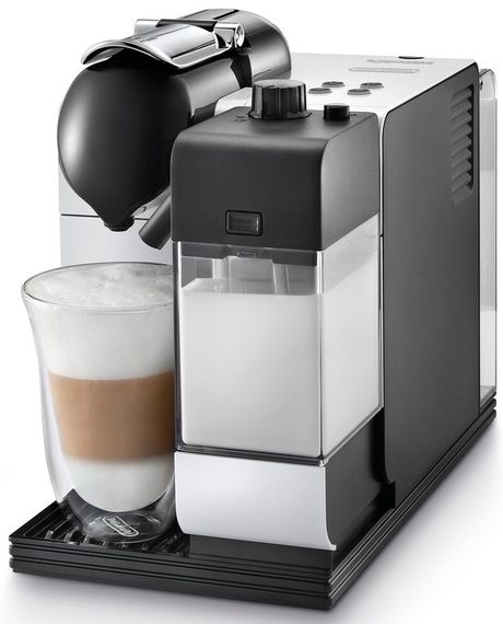 Nespresso Lattissima Plus Capsule Coffee Machine..I want this so badly I'm literally having dreams about it!!