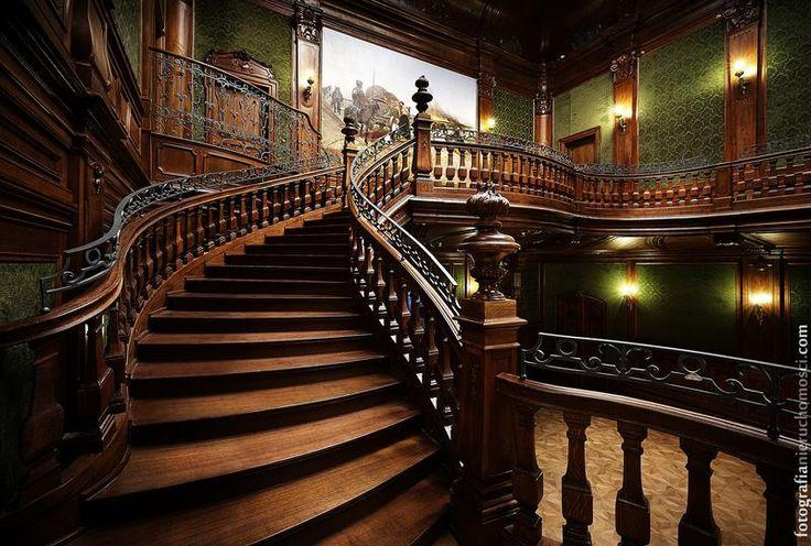 Interiors | Goetz Palace www.steampunktendencies.com