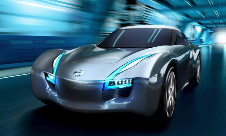 The future path for Nissan's electric vehicles involves three different classes of cars to choose from.