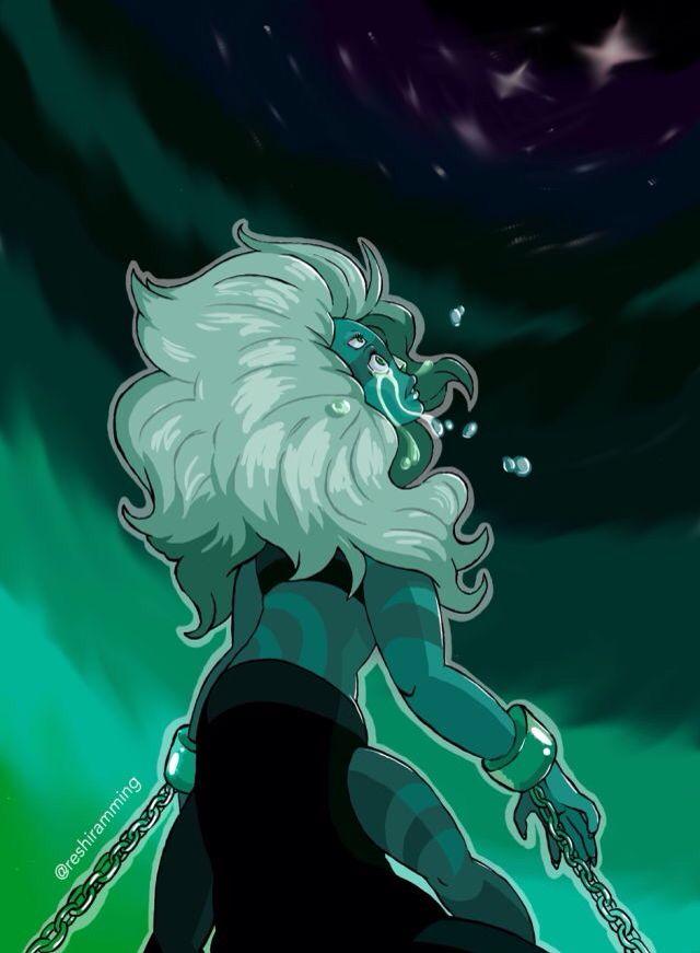 Malachite | Steven Universe | Jasper x Lapis