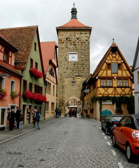 Rothenburg Photo by Theodosis Chris — National Geographic Your Shot
