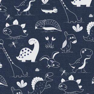 Dinosaurrr (summer jeans)