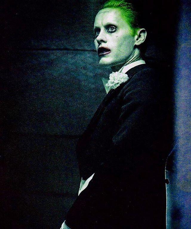 #JaredLeto's #Joker from #SuicideSquad