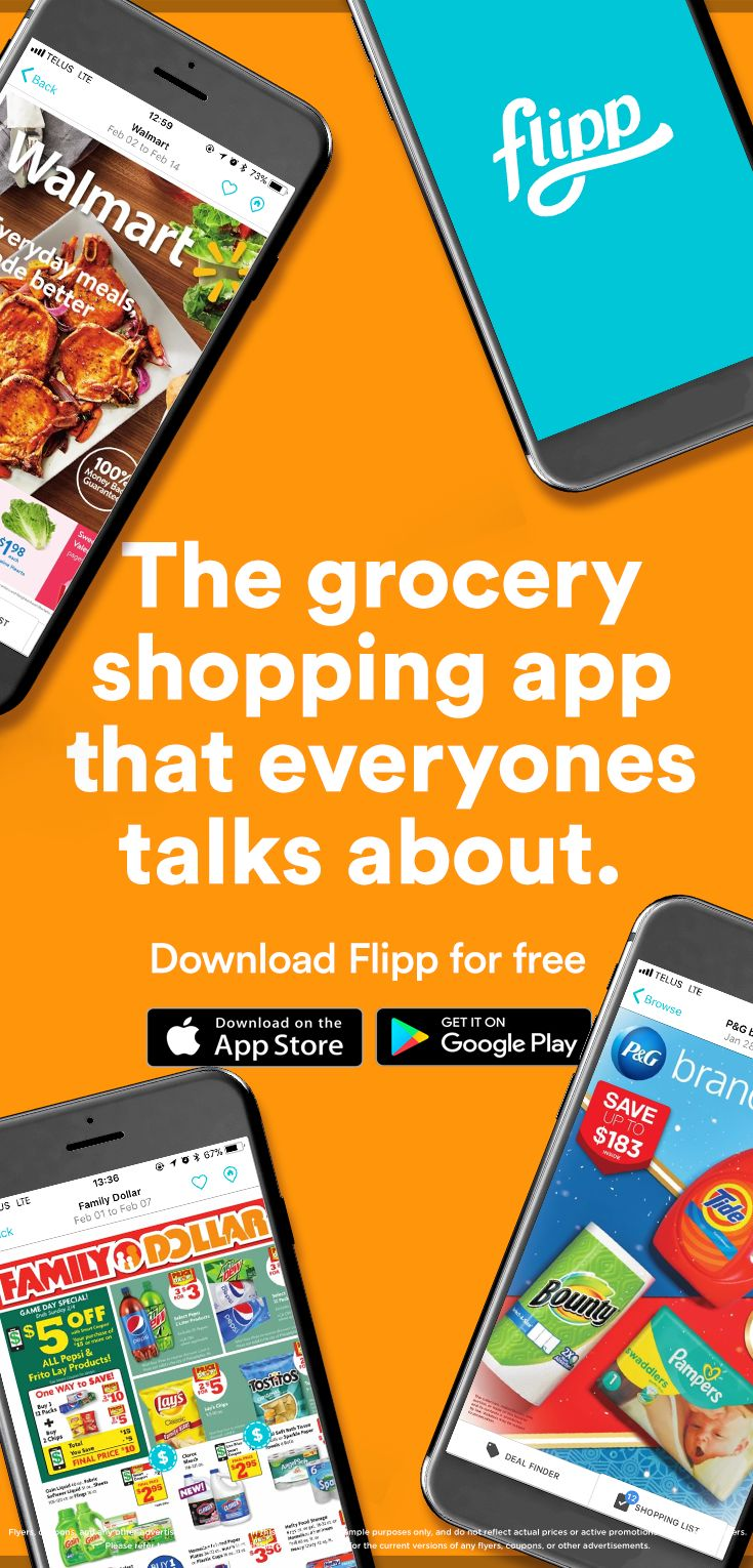 Never miss a chance to save on grocery again! Browse weekly ads, clip coupons and start saving money on your weekly grocery trip. Download Flipp for free.