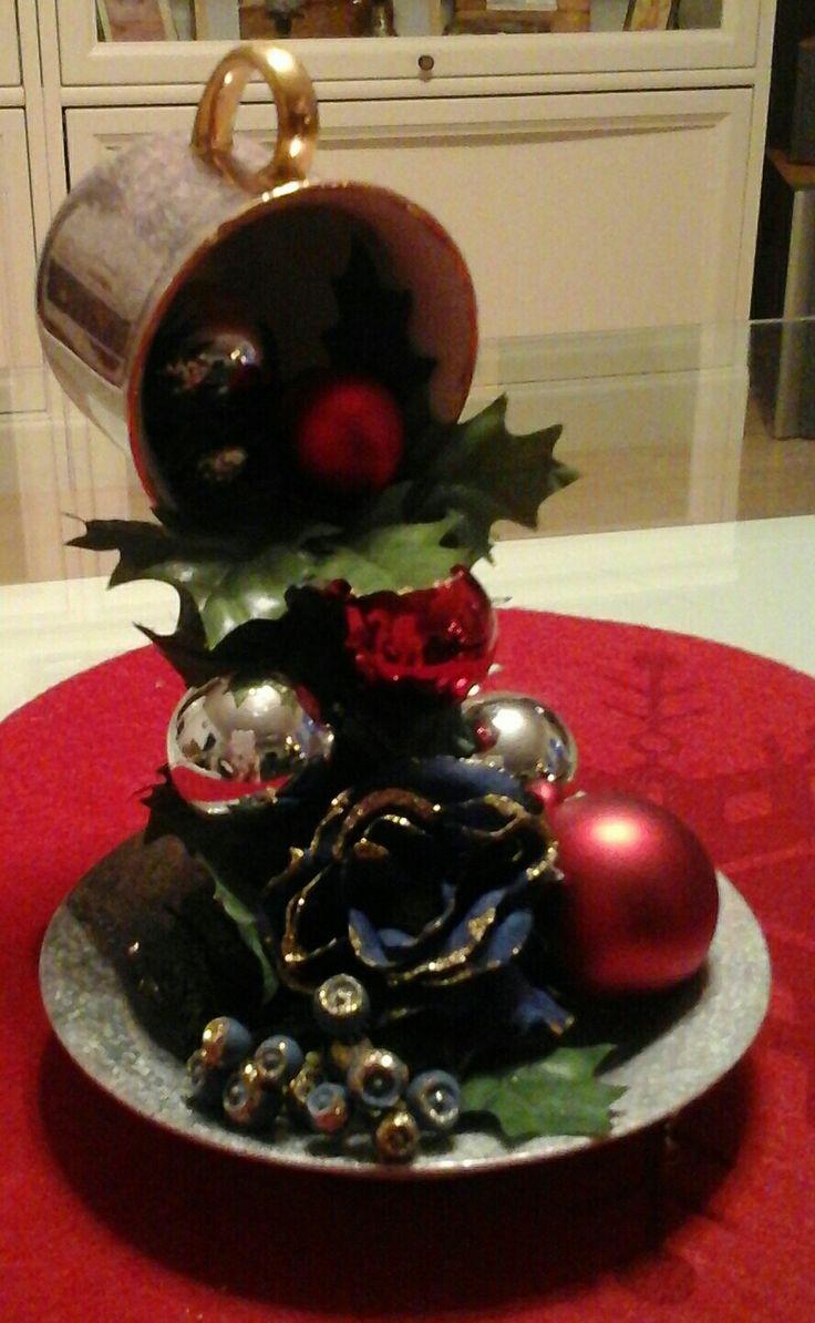 Jouluksi uusi koriste