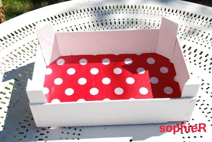 cagette de r cup ration recup 39 pinterest. Black Bedroom Furniture Sets. Home Design Ideas