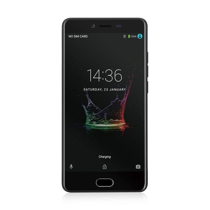 Only €220.79, black eu MEIIGOO M1 Back 2-Camera 4G-LTE Fingerprint Smartphone 6GB RAM - Tomtop.com