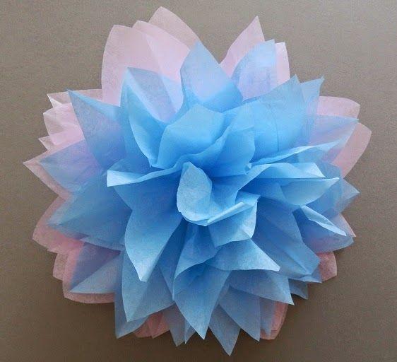 Virpomavitsan koristeita. Oppilaat saavat itse leikata kukat 20 x 20 cm:n kokoisista silkkipaperineliöistä. Neliöt taitellaan ensin lumihiutaleen tapaan kolmioksi ja siihen asetetaan kaava päälle. Kaavan avulla piirretään ja leikataan kukan laita. Kannattaa leikata samalla kertaa useampi paperi päällekkäin.